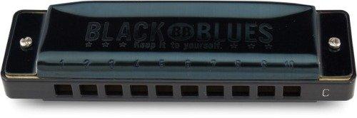 hering-harmonicas-6020c-black-blues-diatonic-harmonica-key-of-c