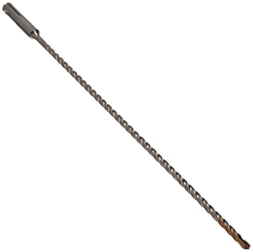 DEWALT DW5406 3/16-Inch by 10-Inch by 12-Inch Rock Carbide SDS Plus Hammer Bit