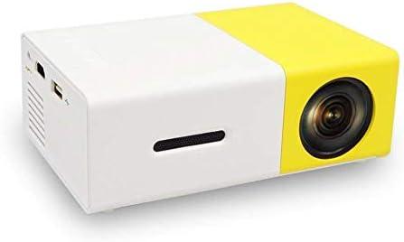 Ttrar Mini Proyector De Bolsillo LED De Proyección De Mano Micro ...