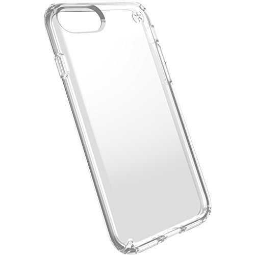 Speck Products Presidio Clear Cell Phone Case for iPhone 7, iPhone 6/6S - - Le Specks
