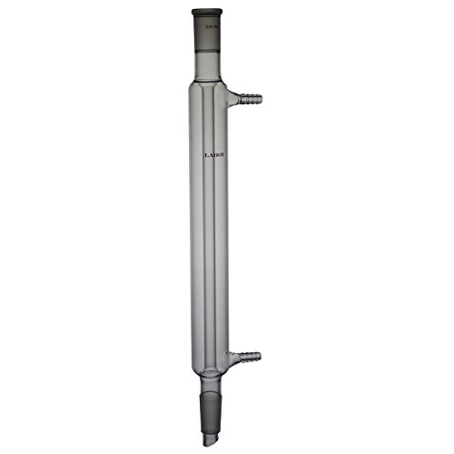 Laboy Glass Liebig Condenser With 24/40 Joint 300mm In Jacket Length Lab Glass (Vapor Condenser compare prices)