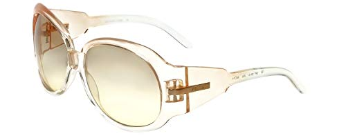 Gianfranco Ferre Designer Sunglasses GFF591S-V3U in Transparent Peach ()
