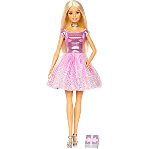 Barbie – GDJ36 Happy Birthday Doll