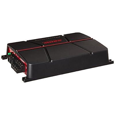 Pioneer GM-A4704 4-Channel Bridgeable Amplifier,Black/red