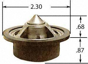 Stant 14399 Thermostat - 190 Degrees Fahrenheit