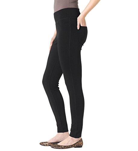 Jag Donna Jeans Jeans Leggings Black Leggings Jag Donna Jag Black Fqxqd7B4