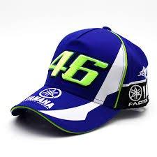 Gorra Yamaha VR46 oficial del equipo de Moto GP de Valentino Rossi  Amazon. es  Coche y moto df4d833a951