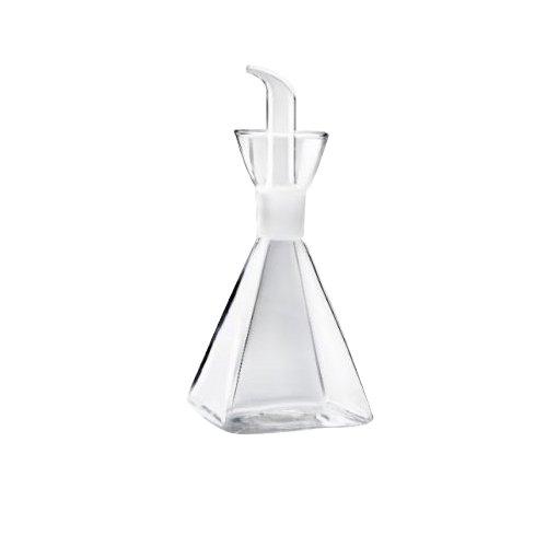 Ibili - ACEITERA PIRAMIDAL Cristal 500 ML 746905