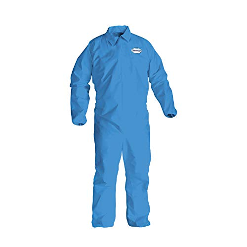 KleenGuard 45004 A60 Elastic-Cuff, Ankle & Back Coveralls, B