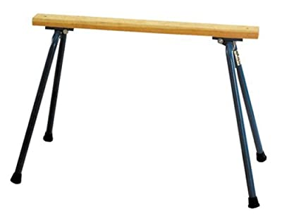 Target Precision RB-H1034 Rugged Buddy 34-Inch Folding Sawhorse Legs for One Complete Sawhorse from Target Precision