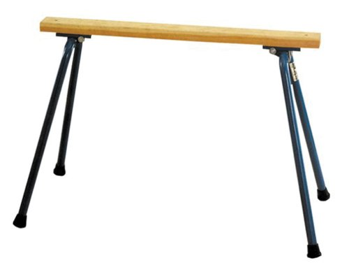 Target Precision RB-H1034 Rugged Buddy 34-Inch Folding Sawhorse Legs for One Complete Sawhorse (Folding Steel Sawhorse)