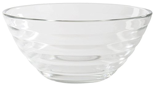Bormioli Rocco Tempered Glass 17.5 ounce Snack Bowl