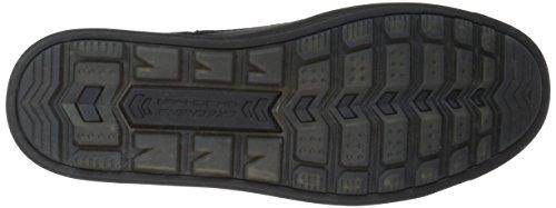 Skechers Mens Droven-malten Loafer Bbk