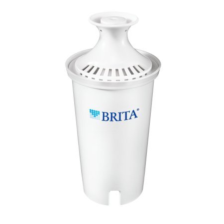 Brita Advanced Replacement Water Filter for Pitchers, 1 Count