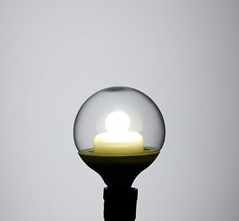 Amazon.com: GE Lighting 62993 Energy Smart LED 1.8-Watt (15-watt replacement) 75-Lumen G16.5 Light Bulb with Medium Base, 1-Pack: Home Improvement