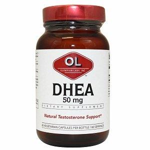 Olympian Labs DHEA 50mg 60 capsules