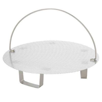 Bayou Classic 800-910 Stainless False Bottom for 10-Gallon/40-Quart by Bayou Classic