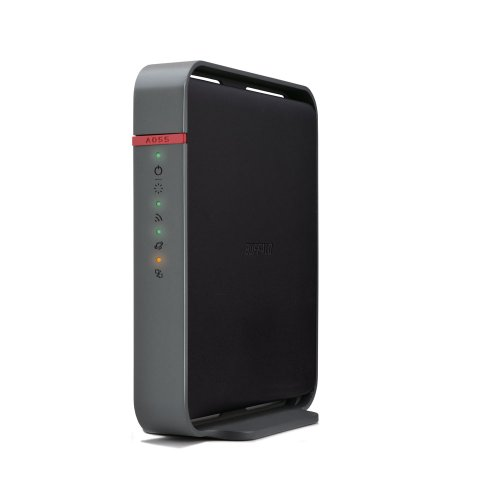 Buffalo AirStation N600 Dual Band Wireless Router