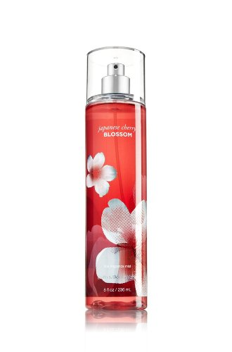 Blossom Fragrance Cherry Womens - Bath and Body Works Cherry Blossom Fine Fragrance Mist 8fl.oz/236ml