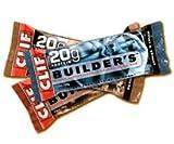 Clif Bar Builder's Bar, 2.4-Ounce Bars, 12 Count from Clif Bar