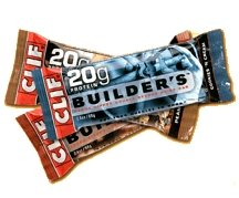 Clif Bar Builder's Bar, 2.4-Ounce Bars, 12 Count from Clif Bar