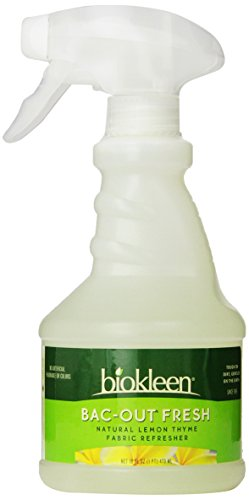 Biokleen Bac-Out Natural Fabric Refresher - Lemon- Thyme - 16 oz