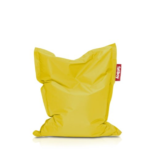 Fatboy Junior Bean Bag, Yellow