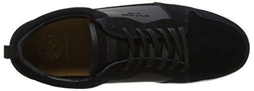 KG by Kurt Geiger Herren Younge NP Sneakers, Schwarz (Schwarz), 43EU(8 UK)
