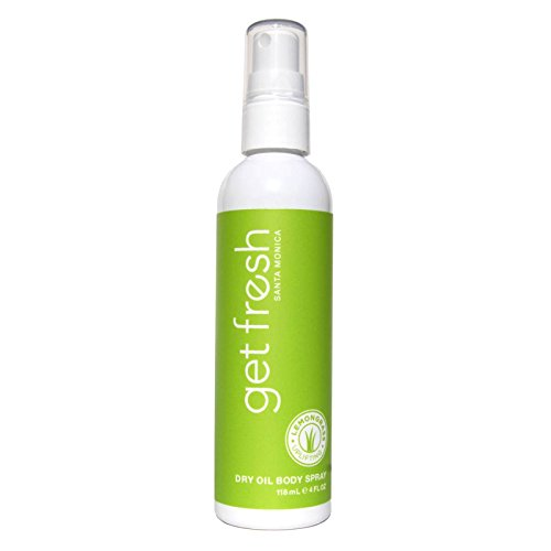 Get Fresh Body Spray (Get Fresh - Lemongrass Dry Oil Body Spray)