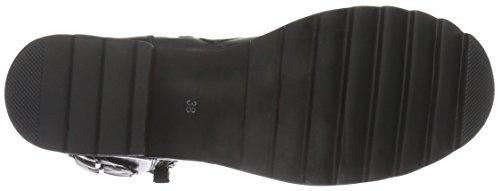 Blackfish Motardes Bottes Boot Noir Femme Pms Lace black qIdCHwqR