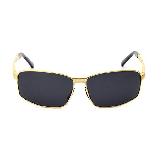Conducción QY YQ 2 Acogedor Gafas 4 Hombre De Polarizadas Sol Color Gafas Decoloración Gafas Protección UV para De Sol Iww4A