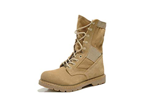 zmlsc Stivali Outdoor da Uomo Desert Boots England Tooling Brock Yellow