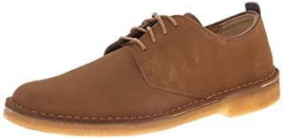 Clarks Men's Desert London Oxford,Tobacco Suede,7.5 M US (B00AYBOZX8) | Amazon price tracker / tracking, Amazon price history charts, Amazon price watches, Amazon price drop alerts