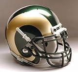 Colorado State Rams NCAA Mini Authentic Football Helmet From Schutt
