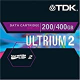 TDK 5PK D2405 LTO2 200/400GB TAPE CART