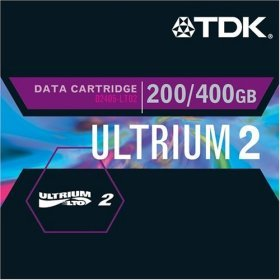 TDK 5PK D2405 LTO2 200/400GB TAPE CART by Imation