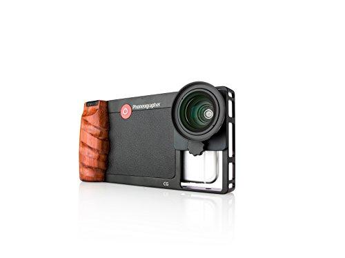 CGB Pro Case/Filter/3 Lens Kit - Black by Phoneographer (Image #4)