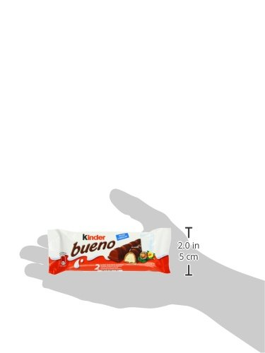 Ferrero Kinder Bueno Wafer Cookies, 1.5 Ounce (43 g) (Pack of 30) by Ferrero (Image #6)