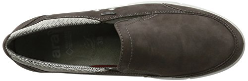 Street Surround Loafers ara WoMen 10 Grey silber Sanibel XPZwv