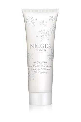 Lise Watier Neiges Bath and Shower Gel Parfumé, 6.8 fl oz