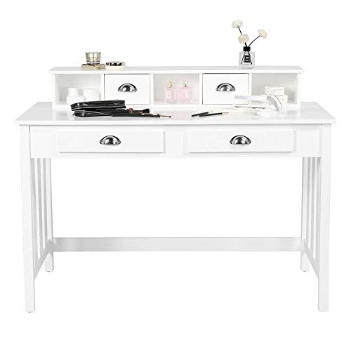 go2buy Wooden Writing Drawers Computer product image