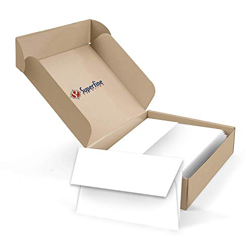- A2 White Invitation Envelopes (4 3/8