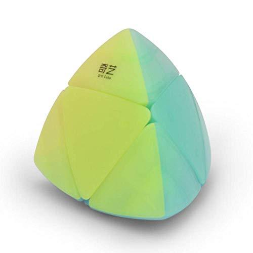 [해외]SUN-WAY 2x2 Pyramorphix Jelly Pyramid Stickerless Speed Cube 2X2 Triangle Magic Cube Pyraminx Jelly Speed Cube Puzzle Toys Colorful / SUN-WAY 2x2 Pyramorphix Jelly Pyramid Stickerless Speed Cube 2X2 Triangle Magic Cube Pyraminx Jel...