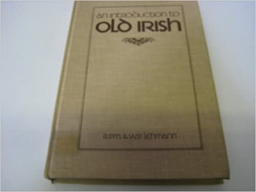 An Introduction to Old Irish
