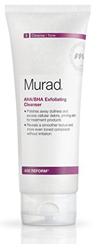 Murad Exfoliating Cleanser Fluid Ounce