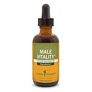 Herb Pharm Male Sexual Vitality Herbal Formula for Healthy Sexual Function in Men