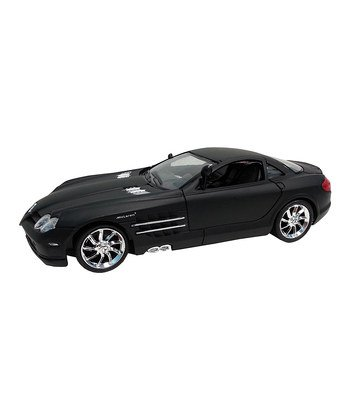 Mercedes benz slr mclaren r c radio remote control car 1 for Remote control mercedes benz