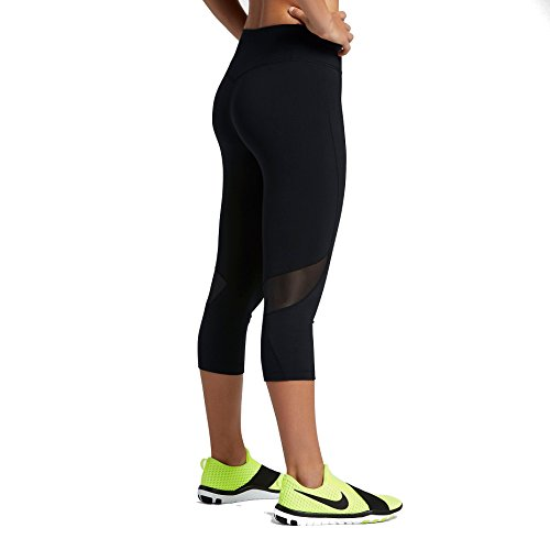 Nike Power Legendary Training Capri Black/Black/Black Women's Capri (X-Small)