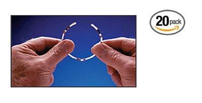 "Contraction Rings 1//2/"" G.A.L Certified Socket Weld W//MTR 20 Pcs Per Bag"