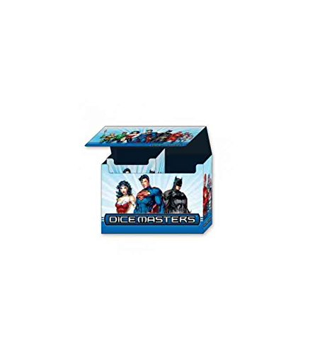 WizKids DC Comics Dice Masters: Justice League Team Box (Justice League Dice)